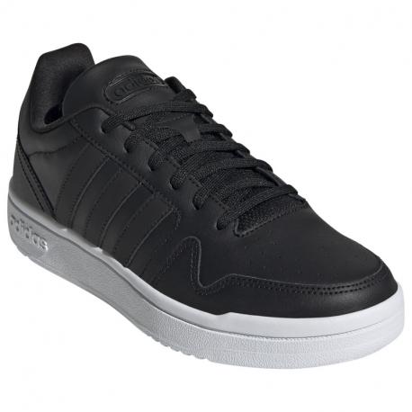 Dámská rekreační obuv ADIDAS-Postmove core black / core black / halo silver