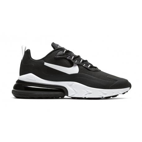 Pánská rekreační obuv NIKE-Air Max 270 React black / white / black