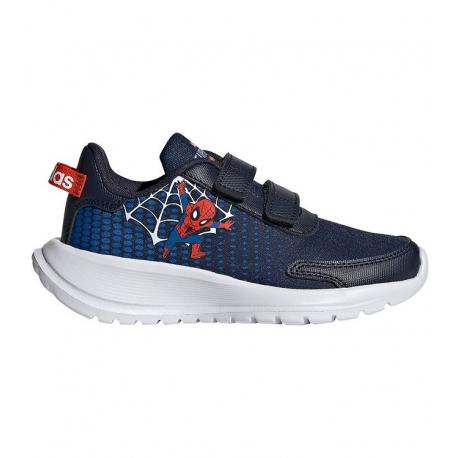 Detská rekreačná obuv ADIDAS-Marvel Tensaur Run navy blue/white/blue