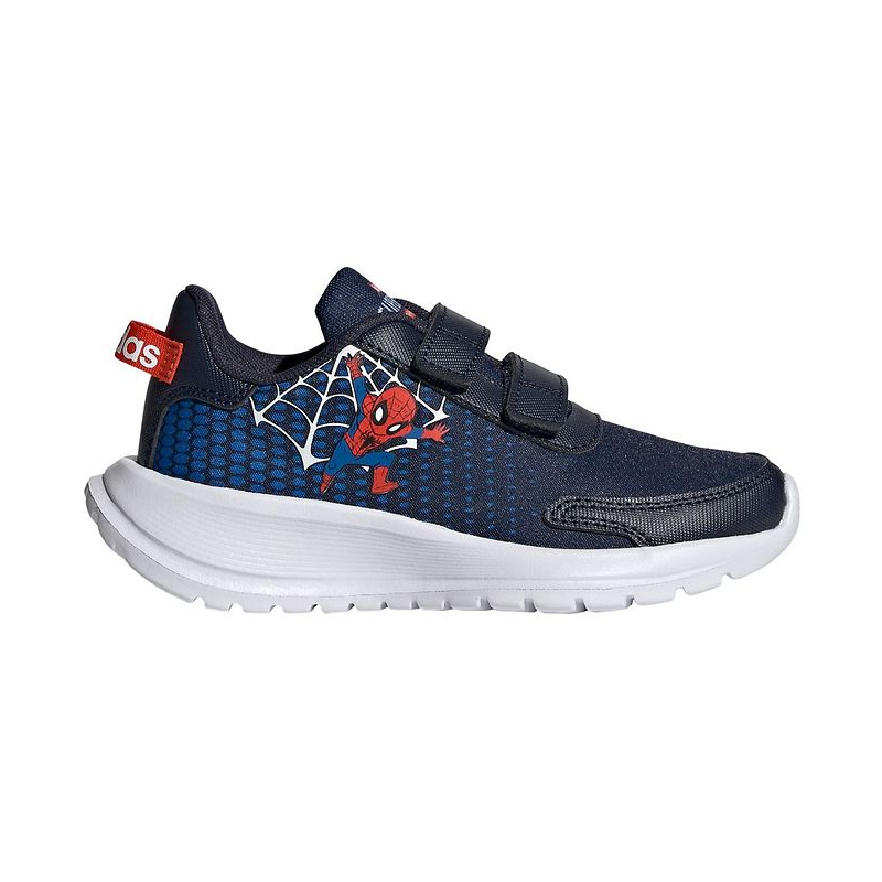 ADIDAS-Marvel Tensaur Run navy blue/white/blue 35 Modrá