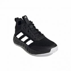 Juniorská rekreačná obuv ADIDAS ORIGINALS-Ownthegame 2.0 core black/cload white/carbon