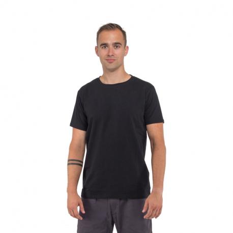 Pánské triko s krátkým rukávem AUTHORITY-T-BASIC_M_black
