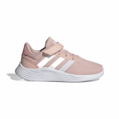 Dětská rekreační obuv ADIDAS-Lite Racer 2.0 vapour pink / cloud white / super pop