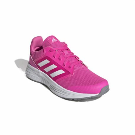 Dámska športová obuv (tréningová) ADIDAS-Galaxy 5 screaming pink/white/grey