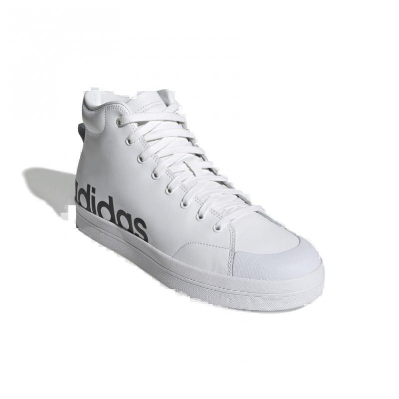 ADIDAS-Bravada Mid LTS cloud white/core black/cloud white (EX) 46 Biela