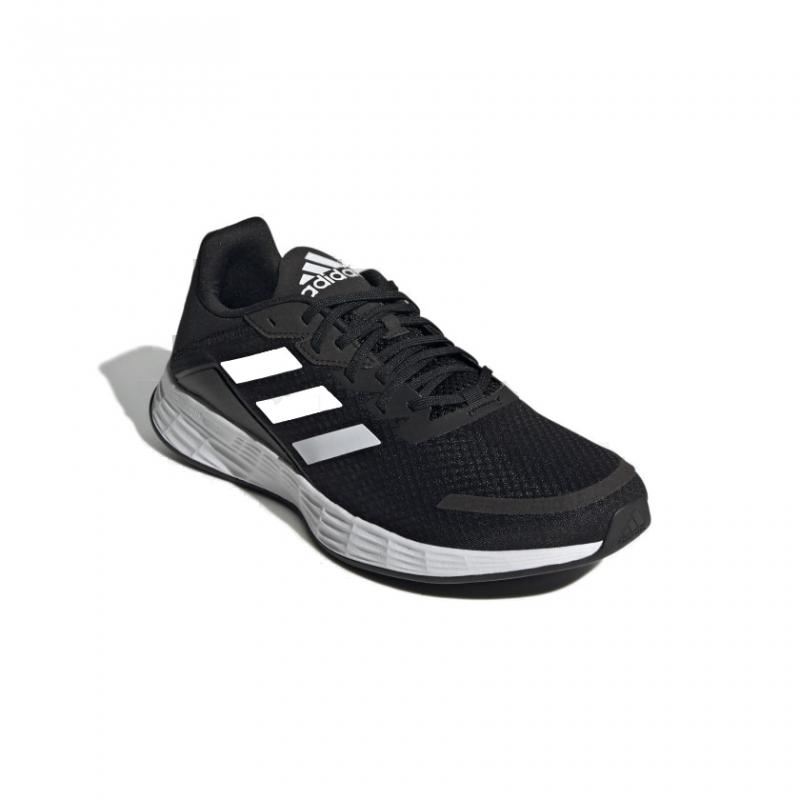 ADIDAS-Duramo SL core black/cloud white/core black (EX) 46 Čierna
