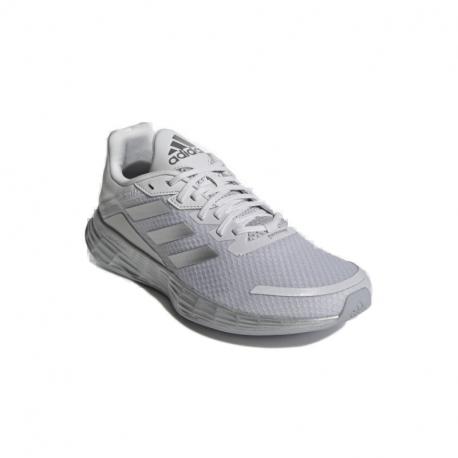 Dámská sportovní obuv (tréninková) ADIDAS-Duramo SL dash grey / matte silver / halo silver (EX)
