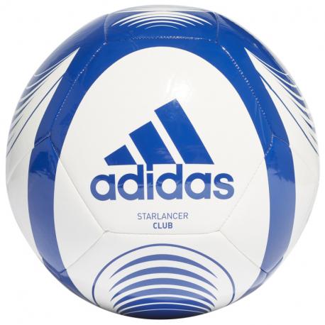 Fotbalový míč ADIDAS-Ekstraklasa TRN WHITE / BLACK / SHOPNK / S