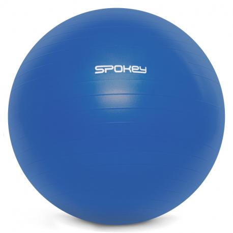 Gymnastická lopta SPOKEY-FITBALL III - 75 cm Blue