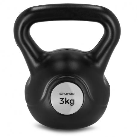 Kettlebell SPOKEY-SCALES ZÁKLADNÍ Ketl-bel 3 kg