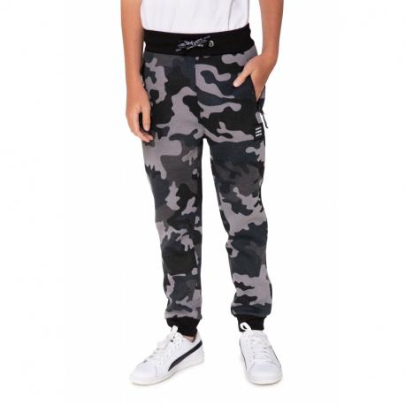 Chlapčenské teplákové nohavice SAM73-LEE-500-Black