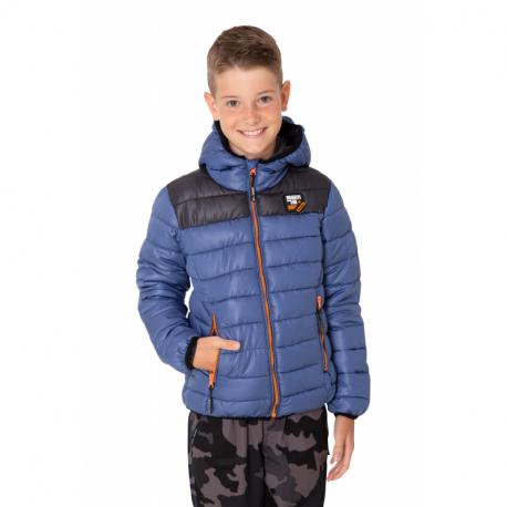 Chlapčenská bunda SAM73-KARL-235-Blue