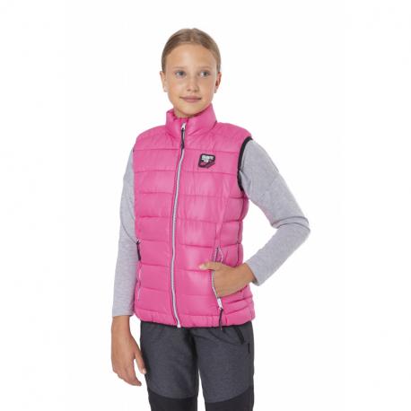 Dievčenská vesta SAM73-RANI-119-Pink