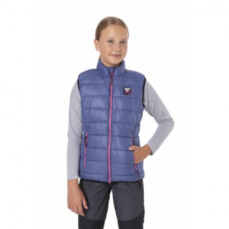 Dívčí vesta SAM73-RANI-235-Blue