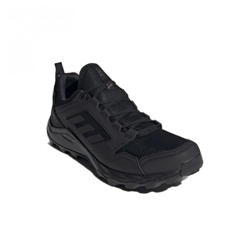 ADIDAS-Terrex Agravic TR GTX core black/core black/grey five 43 1/3 Čierna