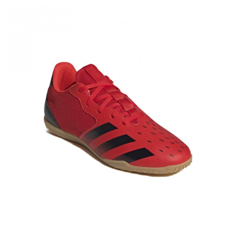 ADIDAS-Predator Freak .4 M IC red/core black/solar red 45 1/3 Červená