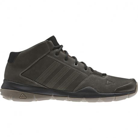 Pánská vycházková obuv ADIDAS-Anzio DLX MID / MUSTANG BROWN / MUSTANG BROWN / GREY (EX)