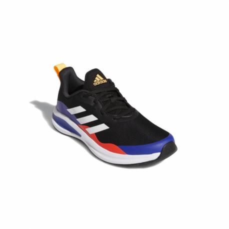 Dětská rekreační obuv ADIDAS-FortaRun core black / cloud white / sonic ink