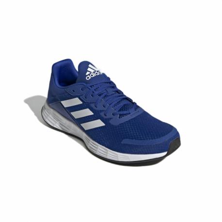 Pánská sportovní obuv (tréninková) ADIDAS-Duramo SL royal blue / cloud white / core black