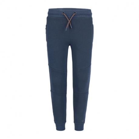 Chlapecké teplákové kalhoty VOLCANO-Spodní DRESOWE N-toti JUNIOR-606-DENIM