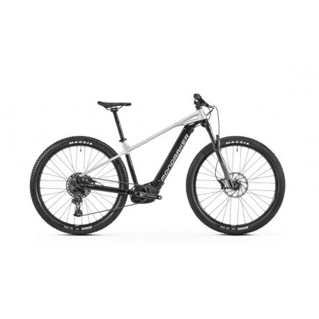 Horský elektrobicykel MONDRAKER-Prime 29, black-racing silver, 2022