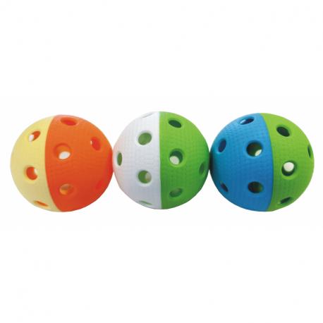 Sada florbalových míčků MPS-Sada florbalových míčků TRIX 3 ks new