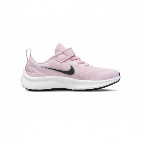 Dětská rekreační obuv NIKE-Star Runner 3 pink foam / black / white