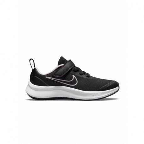 Dětská rekreační obuv NIKE-Star Runner 3 black / pink