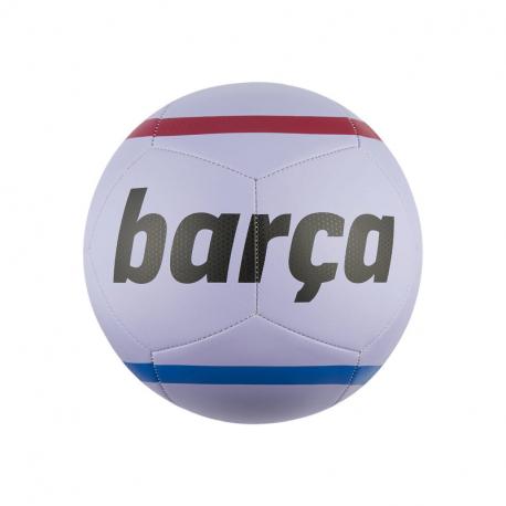 Futbalová lopta NIKE-FCB NK PITCH - FA21
