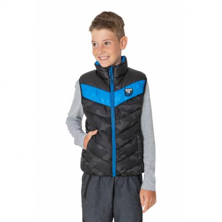 Chlapecká vesta SAM73-ALBERT-220-Blue