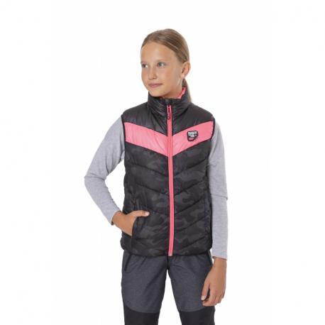 Dívčí vesta SAM73-PAULINE-118-Pink