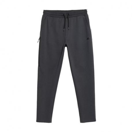 Pánske teplákové nohavice 4F-MENS SWEATPANTS H4Z21-SPMD010-24S-MIDDLE GREY