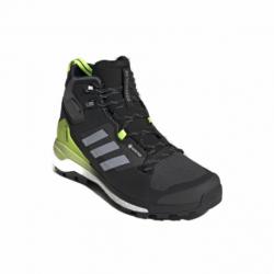 Pánska členková turistická obuv ADIDAS-Terrex Skychaser 2 Mid GTX solid grey/halo silver/black