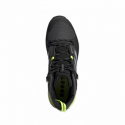 Pánska členková turistická obuv ADIDAS-Terrex Skychaser 2 Mid GTX solid grey/halo silver/black -