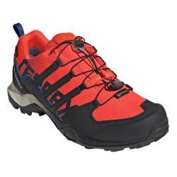 Pánska nízka turistická obuv ADIDAS-Terrex Swift R2 GTX solar red/core black/wonder white