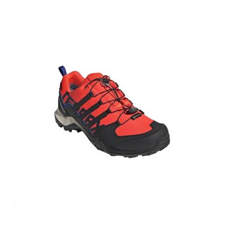 Pánská nízká turistická obuv ADIDAS-Terrex Swift R2 GTX solar red / core black / wonder white (EX)