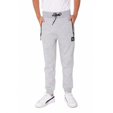 Chlapecké teplákové kalhoty SAM73-ERIC-401-Grey