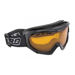 Lyžiarske okuliare BLIZZARD BLIZ Ski Gog. 912 DAV, black shiny, amber1