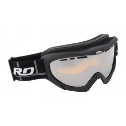 Lyžiarske okuliare BLIZZARD BLIZ Ski Gog. 912 MDAVZ, black matt, amber2, sil