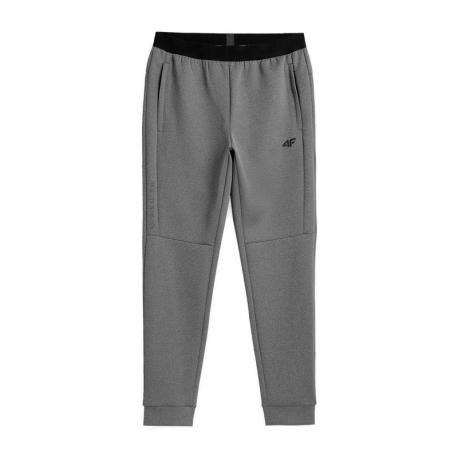 Pánské tréninkové kalhoty 4F-MENS FUNCTIONAL TROUSERS H4Z21-SPMTR011-27M-Grey