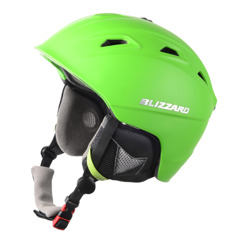 4b141207b BLIZZARD-1K DEMON ski helmet, neon green matt, size 60-6 | EXIsport ...