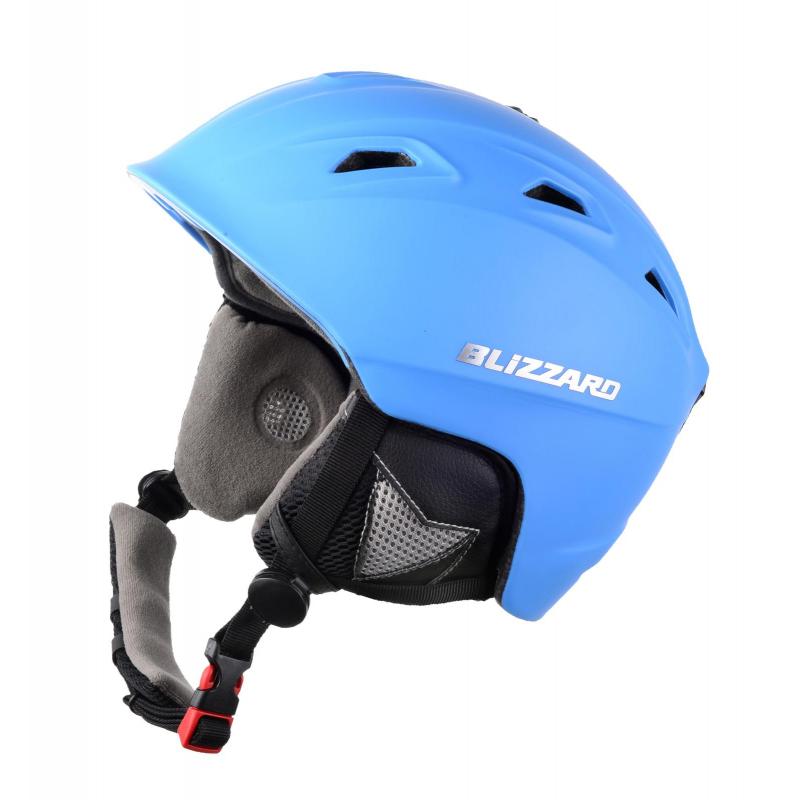 7b3d3ed03 BLIZZARD-1K DEMON ski helmet, neon blue matt, size 56-59 | EXIsport ...