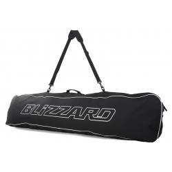 Snowboardová taška BLIZZARD Snowboard bag, black/silver, 165 cm