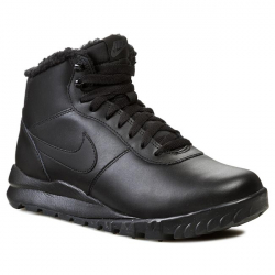 NIKE-Hoodland leather Black/black-anthracite