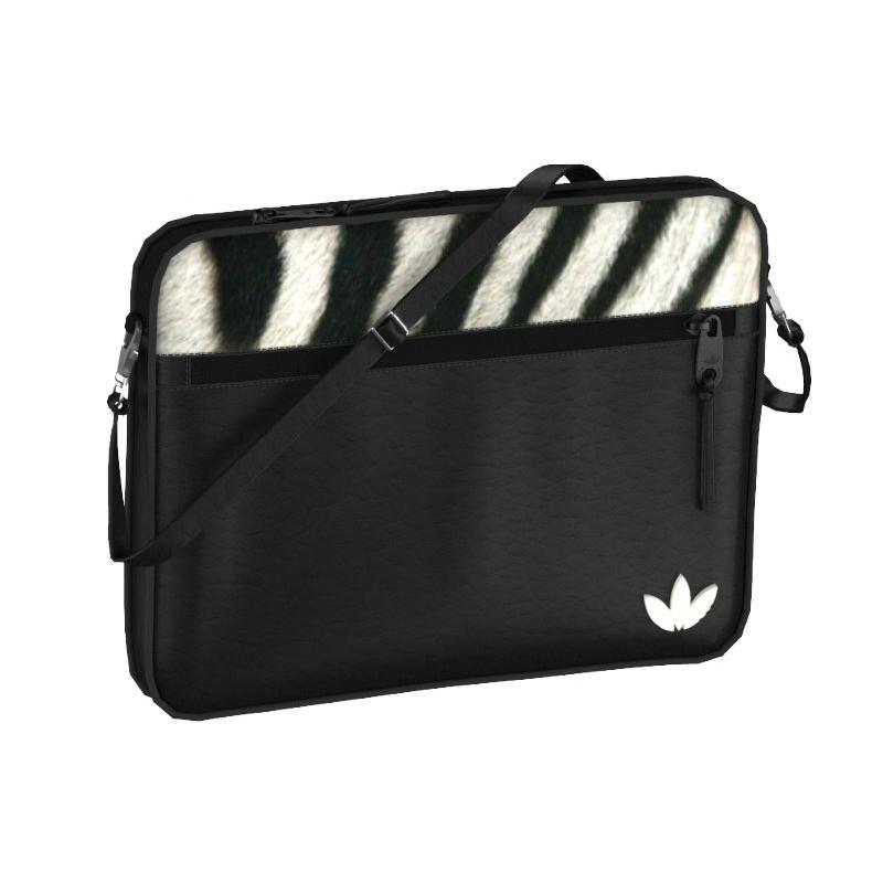 d8d2762016 Kabelka ADIDAS ORIGINALS-POUCH ZEBRA   BLACK - Dámska kabelka Zebra Adidas  Originals má nádych