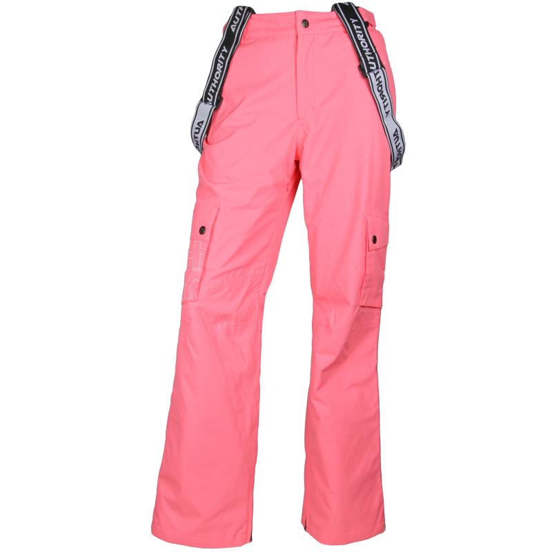 f4e542e86613 Dámske snowboardové nohavice AUTHORITY-PARIONA pink -