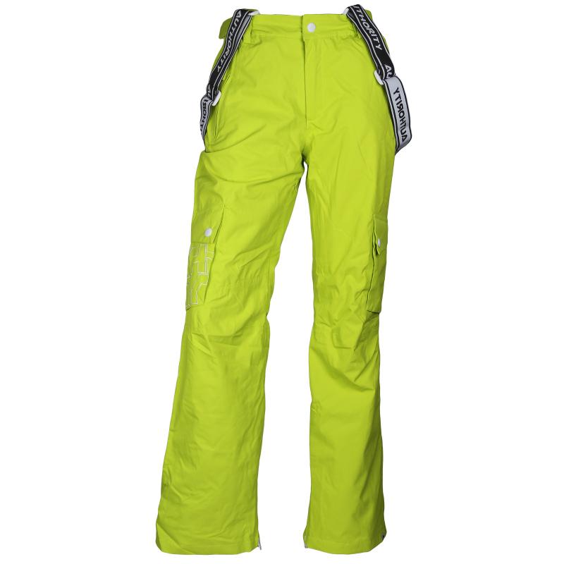 ffc90a44c44b Dámske snowboardové nohavice AUTHORITY-PARIONA neon -
