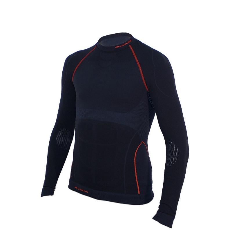 Pánske termo tričko s dlhým rukávom BLIZZARD-Mens long sleeve - Pánske funkčné termoprádlo značky Blizzard.