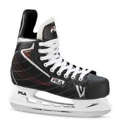 Pánske ľadové korčule FILA SKATES-VIPER HC BLACK/RED