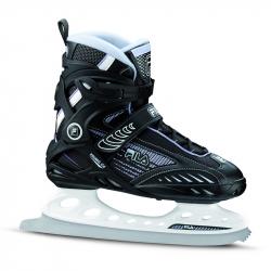 Dámske ľadové korčule FILA SKATES-PRIMO ICE LADY BLACK/VIOLET